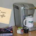 Five Dorm Room Must Haves #JustBrewIt