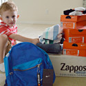 Back To School Shopping With Zappos.com