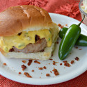 Jalapeno Bacon Turkey Burger Recipe