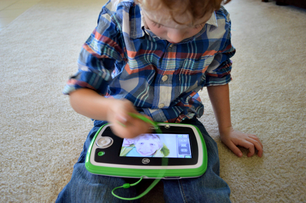 digital safety and awareness tablet