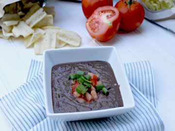 Cuban Black Bean Dip Recipe