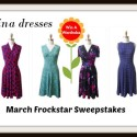 Karina Dresses March #Frockstar Sweepstakes