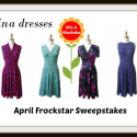 Karina Dresses April #Frockstar Giveaway