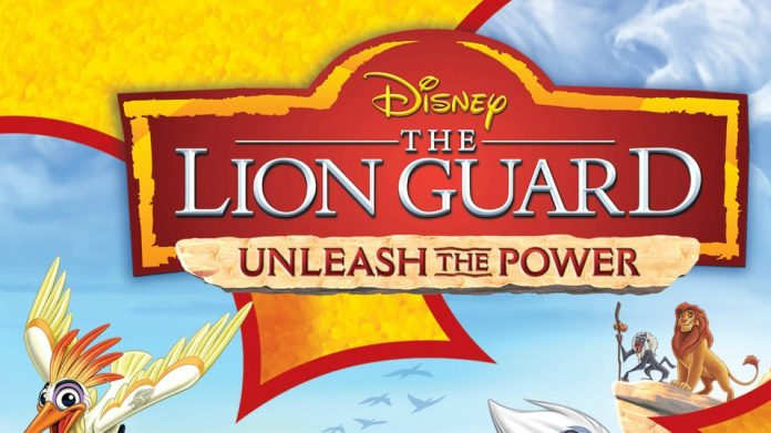 lionguardunleashthepower