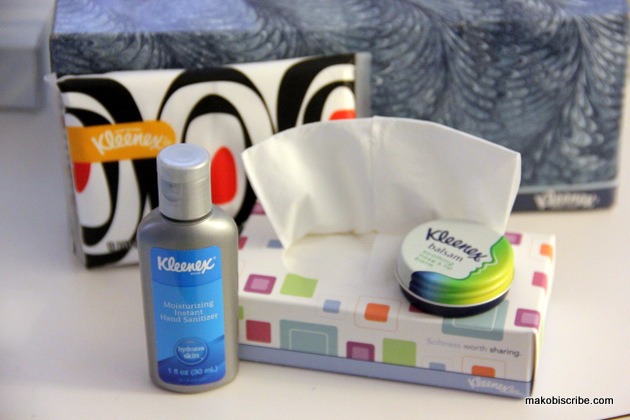 Share the Softness with kleenex