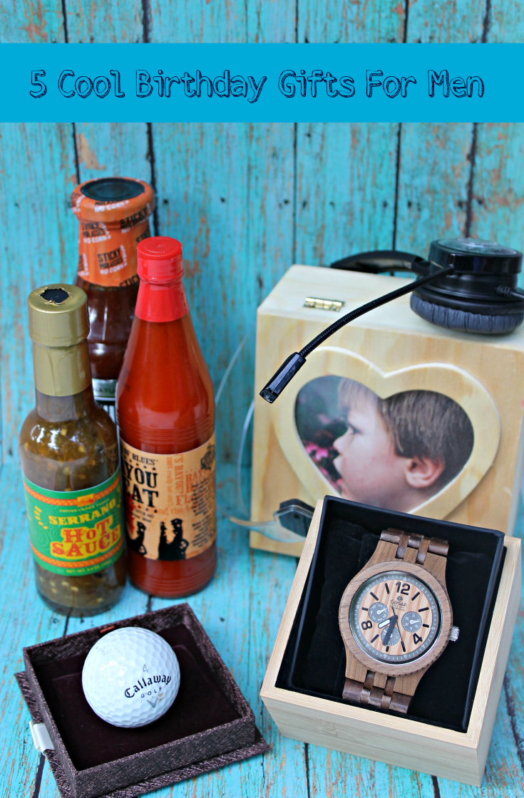 Five Unique Birthday Gifts For Him ⋆ Makobi Scribe